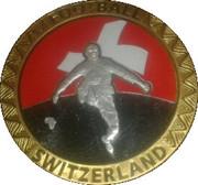 Token - Football World Cup 2010 (Switzerland) – obverse