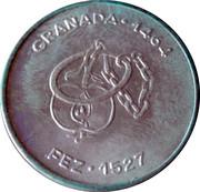 BOABDIL - CARA Y CRUZ DE NUESTRA HISTORIA 1994 – reverse