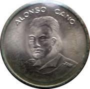 Alonso Cano - Cara Y Cruz de Nuestra Historia 1994 – obverse