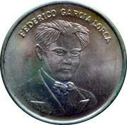 Federico Garcia Lorca - Cara Y Cruz de Nuestra Historia 1994 – obverse