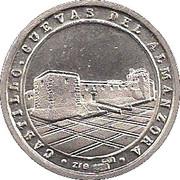 La Voz de Almería - Castillo – obverse