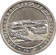 Token - La Voz de Almería (Los Millares) – obverse