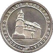 La Voz de Almería - Agustinos – obverse