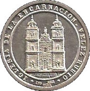Token - La Voz de Almería (Iglesia) – obverse