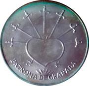 Virgen de las Angustias - Cara Y Cruz de Nuestra Historia 1994 – reverse