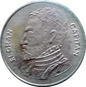 Gran Capitan - Cara Y Cruz de Nuestra Historia 1994 – obverse