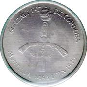 Gran Capitan - Cara Y Cruz de Nuestra Historia 1994 – reverse