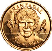 Token - RFEF Medallas de la Seleccion (Aranzabal) – obverse