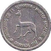 Moneda Andalusí – obverse