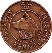 Token - Svenska Kennelklubben – reverse