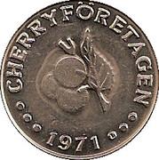 Casino Token - Cherry Företagen – reverse