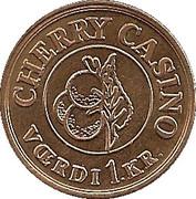 1 Krona - Cherry Casino – reverse