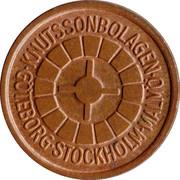 Token - Knutssonbolagan (Stockholm) – obverse