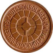 Token - Knutssonbolagan (Stockholm) – reverse