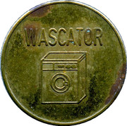 Token - Wascator – obverse
