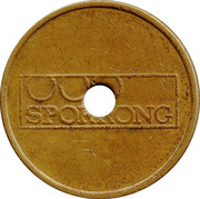 Token - Sporrong – obverse