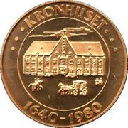 10 Kronor - Gothenburg (Kronhuset) – reverse