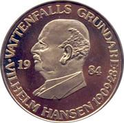 15 Kronor - Trollhättan (Vilhelm Hansen) – reverse