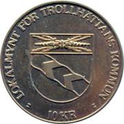 10 Kronor - Trollhättan (Strömkarlen) – obverse