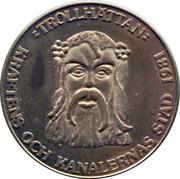 10 Kronor - Trollhättan (Strömkarlen) – reverse