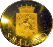 Token - Savings Bank (Småland) – obverse
