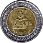 1 Dopplerstäbler - Basel – reverse