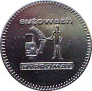 Car Wash Token - Autowash Hypromat – obverse