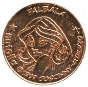 10 Centsesterces -  Nutella (Falbala) – obverse