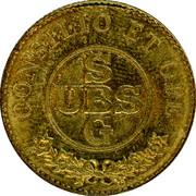 Token - UBS SBG – obverse