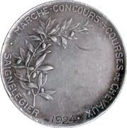 Medal - Marche-Concours et courses de Chevaux – obverse