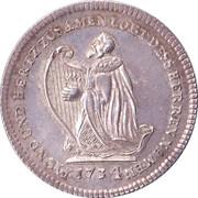 Medal Psalmpfennig - Switzerland - Bern – obverse