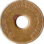 Car Wash Token - PL-Self-Autowasch-Pratteln – obverse