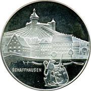 1 Silbertaler - Schaffhausen – obverse
