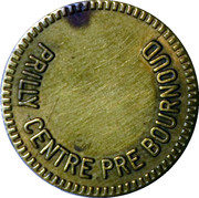 Parking Token - Prilly Centre Pre Bournoud – obverse