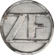 ZF Token – obverse