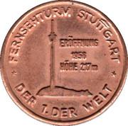 SDR Stuttgart – obverse