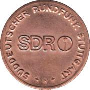 SDR Stuttgart – reverse