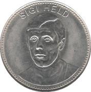 Shell Token - Fußball-WM 1970 Mexico (Sigi Held) – obverse