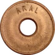 Token - Aral – obverse