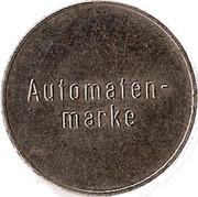 Automaten-marke  I W – obverse