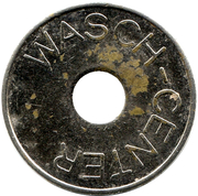 jeton wash-center – obverse