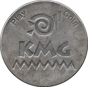 Play Coin - KMG – obverse