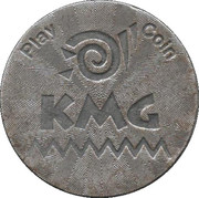 Play Coin - KMG – reverse