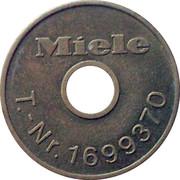 Token - Miele (1699370) -  reverse