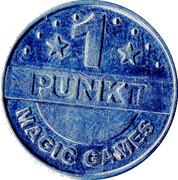 1 Punkt - Lucky Winner (Magic Games) – obverse