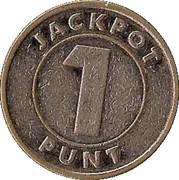 1 Punt - Jackpot – reverse