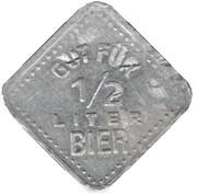 ½ Liter Bier – obverse