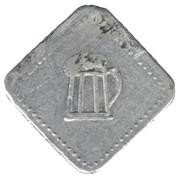 ½ Liter Bier – reverse