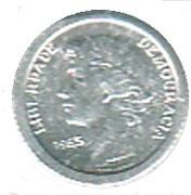 25 Escudos (Miniature coin) – obverse