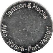 Car Wash Token - Jantzon & Hocke – obverse